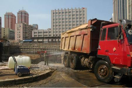 造价预算中的工程排污费怎么算?