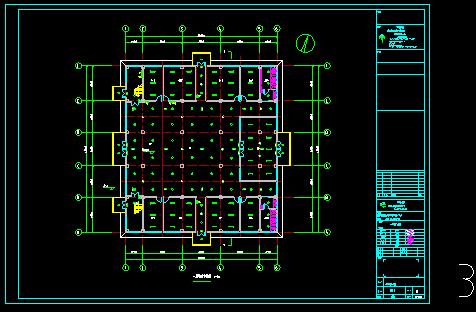 航空器材研发生产项目工程总承包招标及初步设计图纸