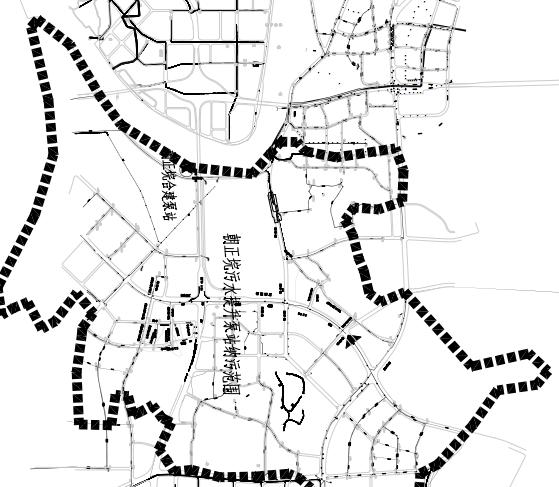 小区雨污分流改造工程清单计价及施工图纸.rar